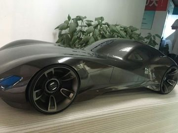 Çin High Precision Jaguar Automotive Prototyping With Nice - Looking Metallic Paint Distribütör